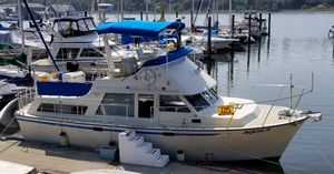 Used Tollycraft TRI Cabin Aft Cabin Boat For Sale