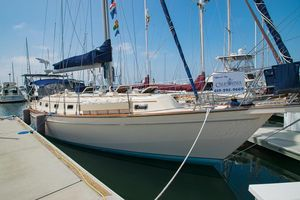Used Island Packet 45 Cutter Sailboat For Sale