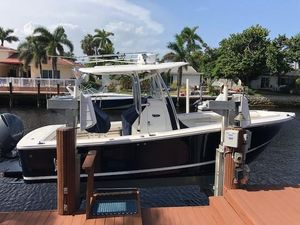 Used Regulator 23 Saltwater Fishing Boat For Sale