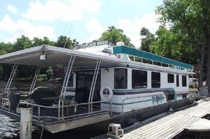 Used Monticello Lakeview House Boat For Sale