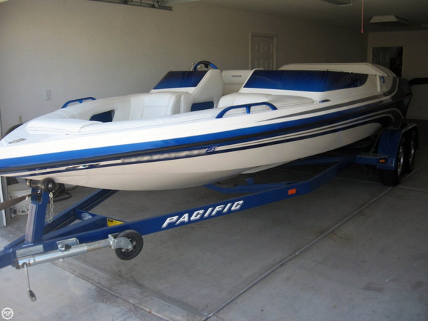 Used Genesis 21 High Performance Boat For Sale