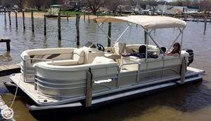 Used Sunchaser 8522 LR Pontoon Boat For Sale