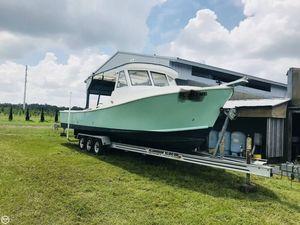 Used Sabalo 31 Pilothouse Boat For Sale