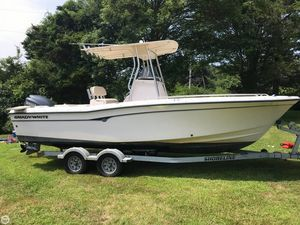 Used Grady-White 222 Fisherman Center Console Fishing Boat For Sale