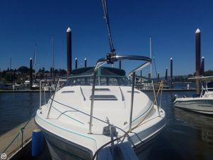 Used Thompson 3400 Santa Cruz Express Cruiser Boat For Sale