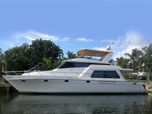 Used Pama Yacht Pilothouse MY Motor Yacht For Sale