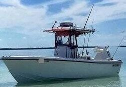Used Contender 25 Classic Center Console Fishing Boat For Sale