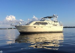 Used Trojan 36 Tri Cabin Aft Cabin Boat For Sale