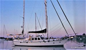 Used Csy 44 PILOTHOUSE Ketch Sailboat For Sale