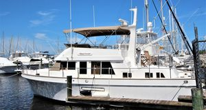 Used Ocean Alexander 423 Classico Trawler Boat For Sale