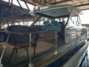 Used Chris-Craft 50 Foot Constellation Aft Cabin Boat For Sale
