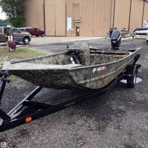 Used War Eagle 18 Aluminum Fishing Boat For Sale