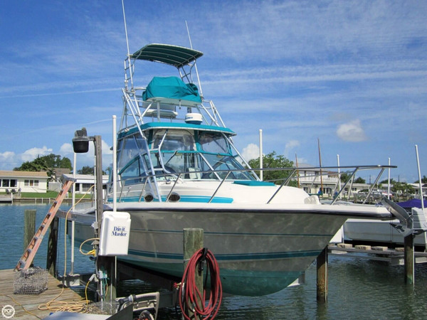 Used Stamas 310 Express SF Express Cruiser Boat For Sale