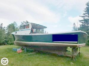 Used Repco 37 Pilothouse Boat For Sale