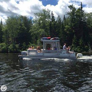 Used Tahoe 24 Sierra Pontoon Boat For Sale