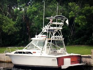 Used Pacemaker 28 Sports Fishing Boat For Sale