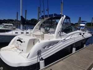 Used Sea Ray 340 Sundancer/Sportsman Package Express Cruiser Boat For Sale