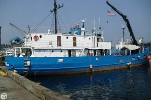 Used Custom 120 Combination Carrier Boat For Sale