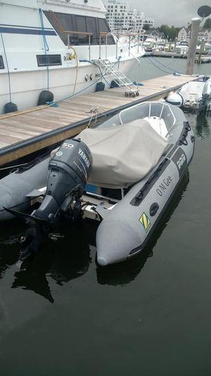 Used Zodiac Day Runner 500 Tender Boat For Sale