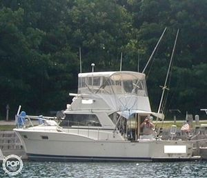 Used Chris-Craft 36 Sports Cruiser Sports Fishing Boat For Sale