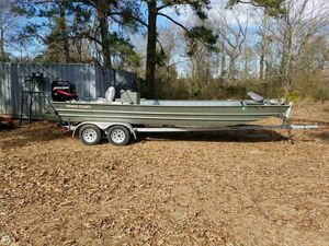 Used Weld-Craft 22 Aluminum Fishing Boat For Sale