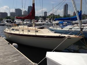 Used Islander 36 Cruiser Sailboat For Sale