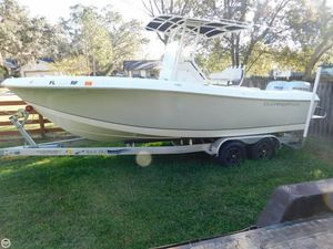 Used Clearwater 2300 Center Console Fishing Boat For Sale