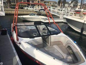 Used Malibu 21 Wakesetter VLX Ski and Wakeboard Boat For Sale