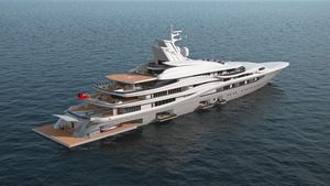New Custom Project ODIN Motor Yacht For Sale