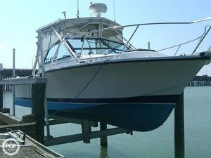 Used Rampage 24 Express Sports Fishing Boat For Sale