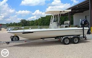 Used Shearwater 23 LTZ Bay Boat For Sale