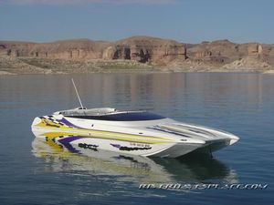 Used Advantage Sport Cat High Performance Boat For Sale