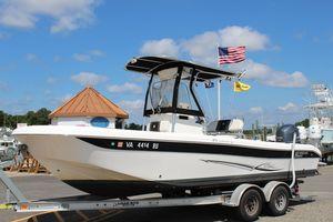 Used Carolina Skiff 23 Ultra Elite SS Center Console Fishing Boat For Sale