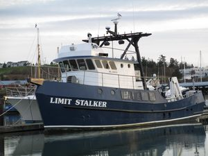 Used Bishop Marine Trawler Boat For Sale