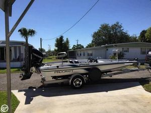 Used Procraft Super Pro 200 Bass Boat For Sale
