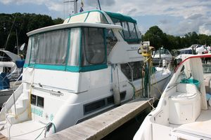 Used Carver 355 Motor Yacht Motor Yacht For Sale