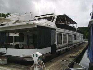 Used Sumerset 18 X 100 Houseboat House Boat For Sale