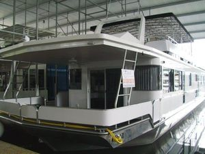 Used Fantasy 2018 17 X 82 Houseboat House Boat For Sale