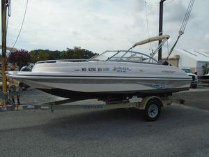 Used Starcraft Aurora 2010 OBAurora 2010 OB Deck Boat For Sale