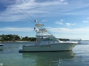 Used Rampage 38 Express Sports Fishing Boat For Sale