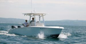 Used Jupiter 29 FS Center Console Fishing Boat For Sale