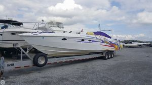 Used Scarab Meteor 5000 High Performance Boat For Sale