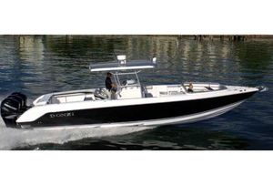 Used Donzi 38 ZFX Open Center Console Fishing Boat For Sale