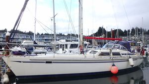 Used Sceptre 41 Pilothouse Sailboat For Sale