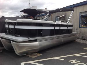 New Crest I 220 SLCI 220 SLC Pontoon Boat For Sale