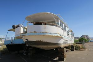 Used Skipperliner Steel Hull HouseboatSteel Hull Houseboat House Boat For Sale