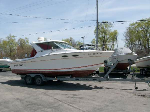 Used Sportcraft Freshwater Fishing Boat For Sale