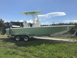 New Pathfinder 2500 HPS Hybrid2500 HPS Hybrid Bay Boat For Sale
