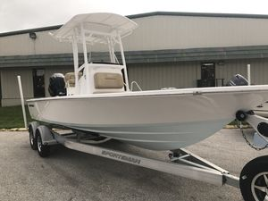 New Sportsman Boats Tournament 234 Bay BoatTournament 234 Bay Boat Bay Boat For Sale