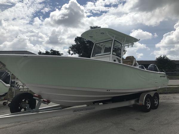 New Sportsman Boats Sportsman 282 OpenSportsman 282 Open Center Console Fishing Boat For Sale